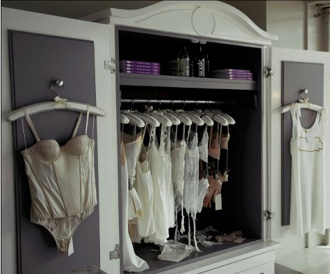 armoire lingere