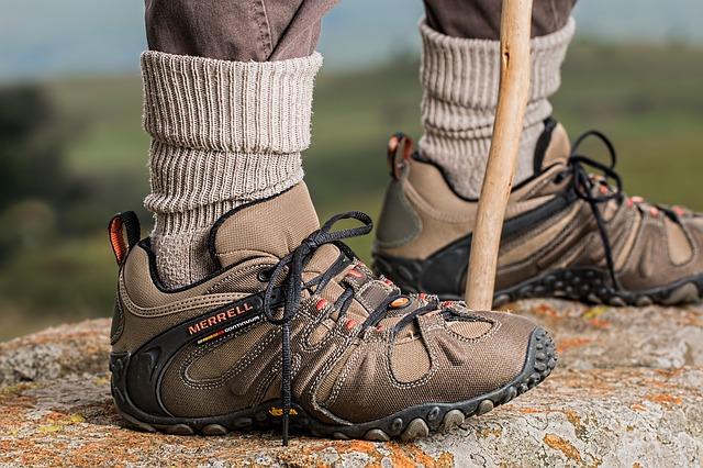 chaussure randonnée été