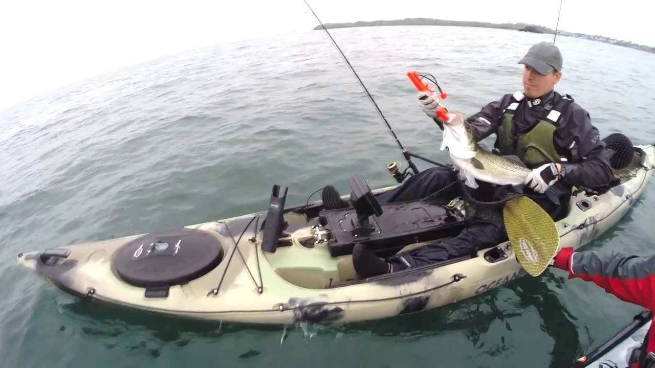 kayak de peche