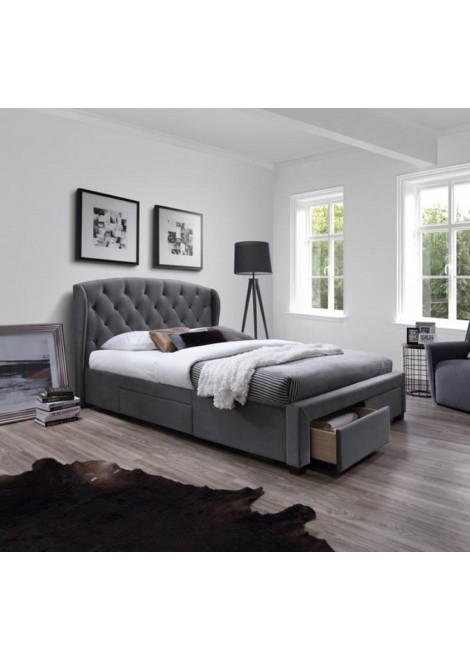lit 2 personnes