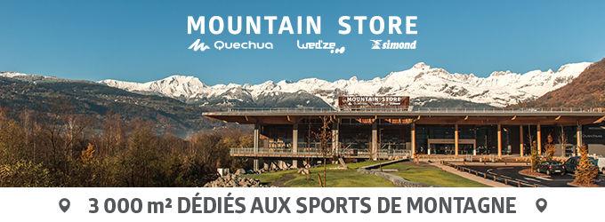 mountain store passy