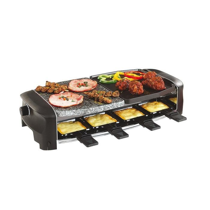 raclette 8 personnes