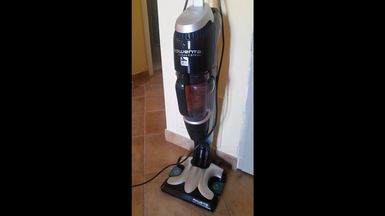 rowenta clean & steam