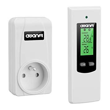 thermostat radiateur electrique