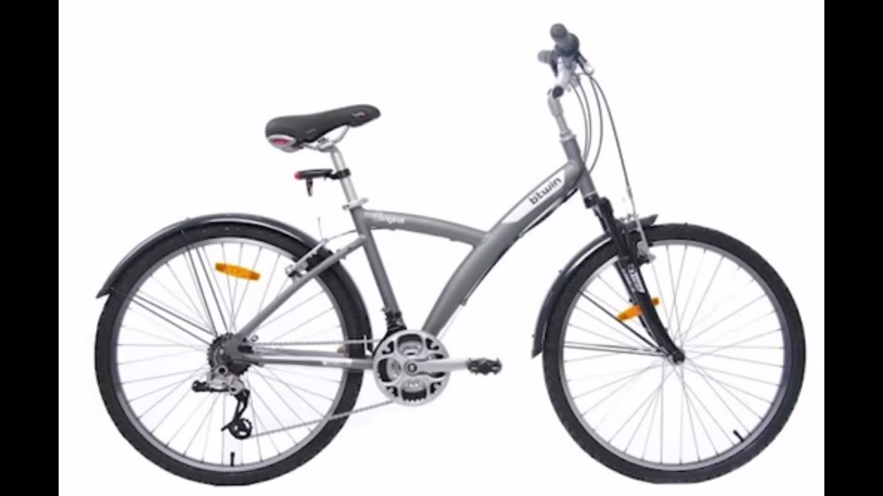 velo btwin homme