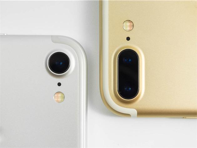 appareil photo iphone 7