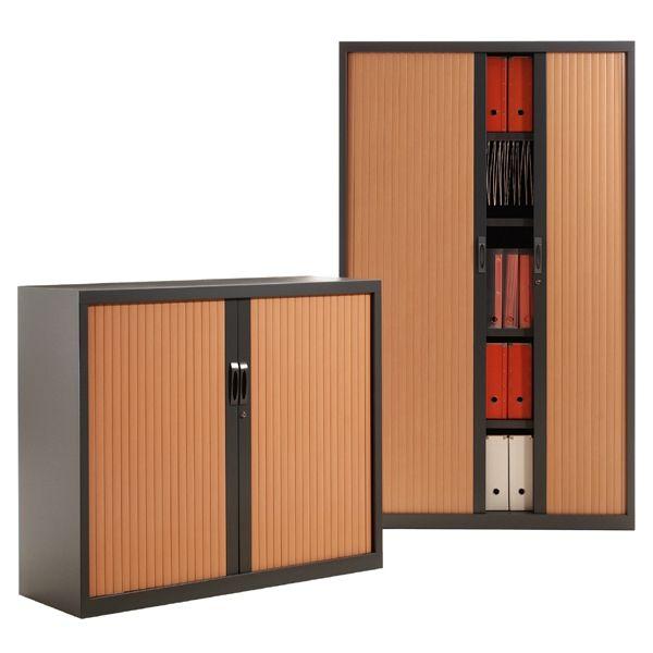 armoire de rangement bureau