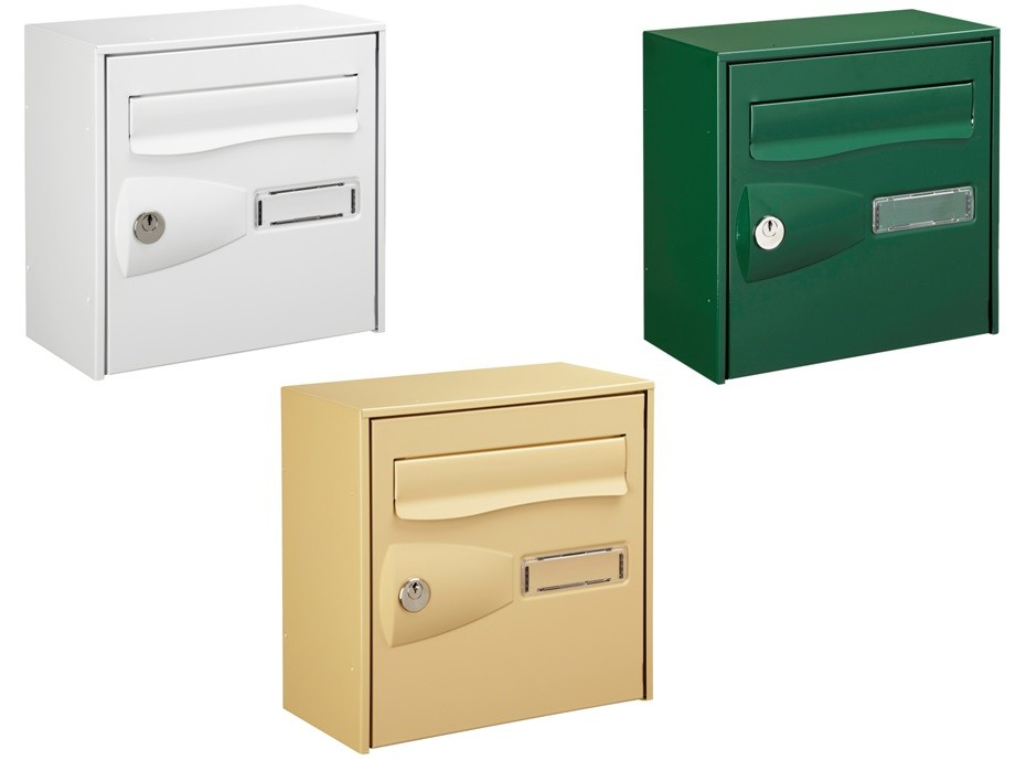 boites à lettres