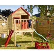cabane de jardin enfant bois