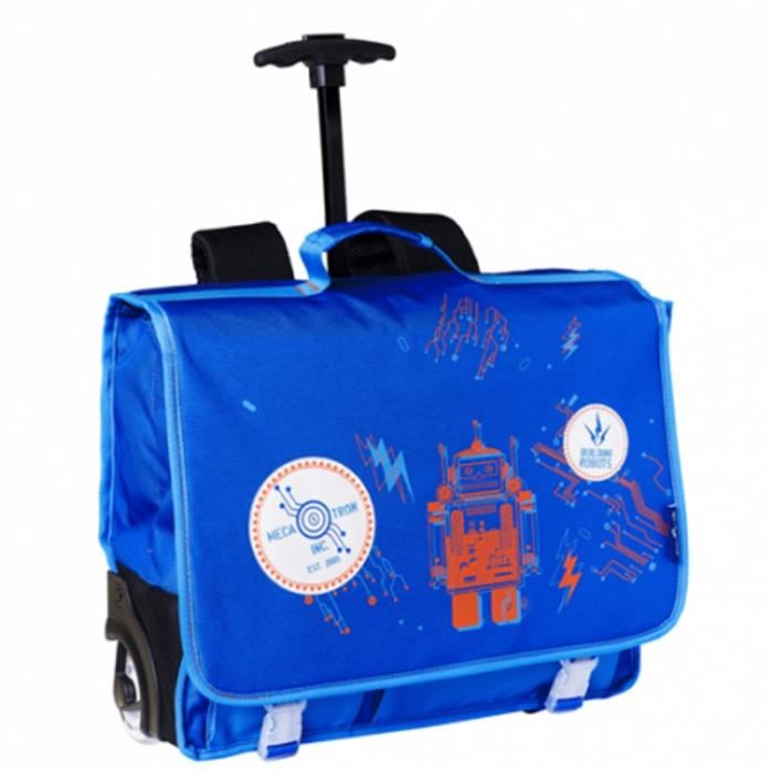cartable trolley garçon