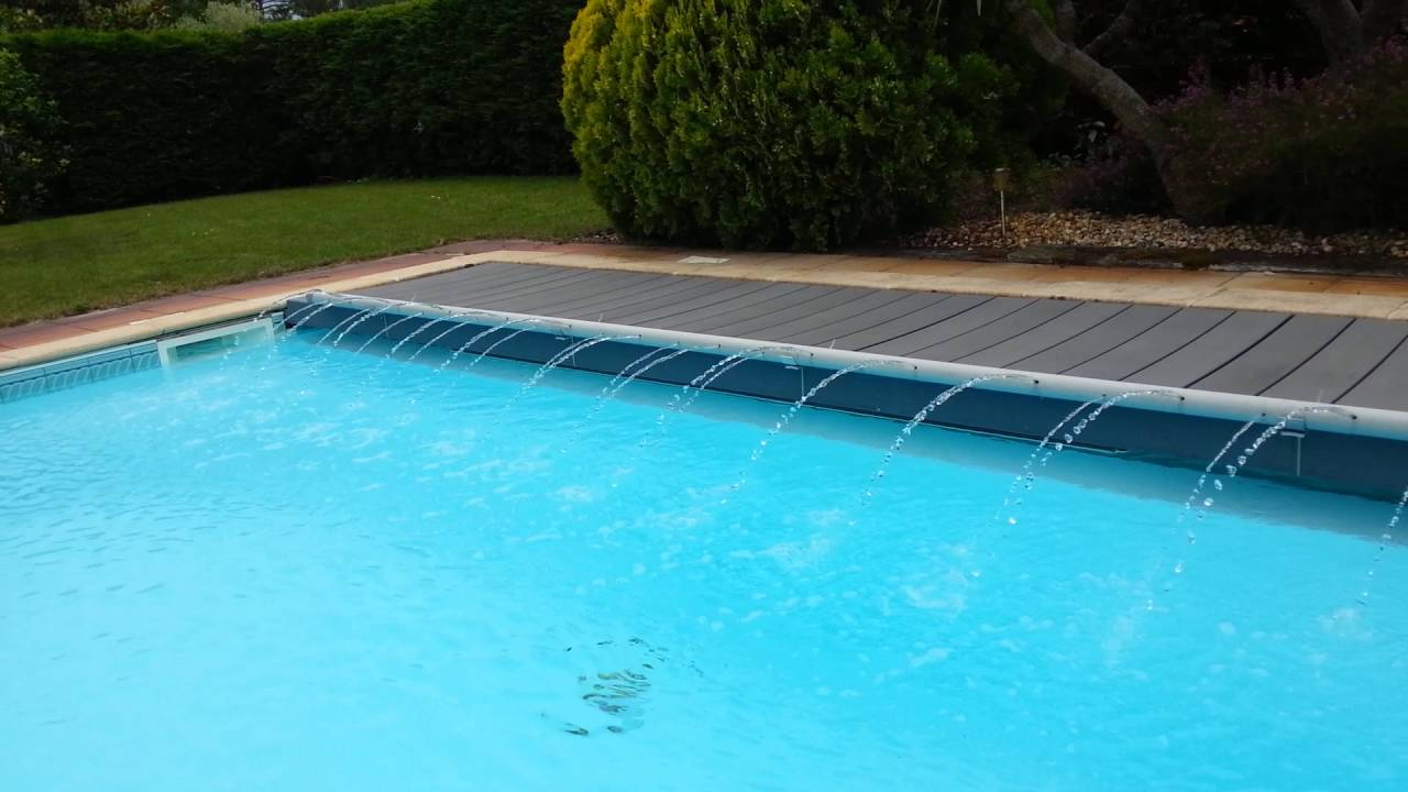 cascade piscine