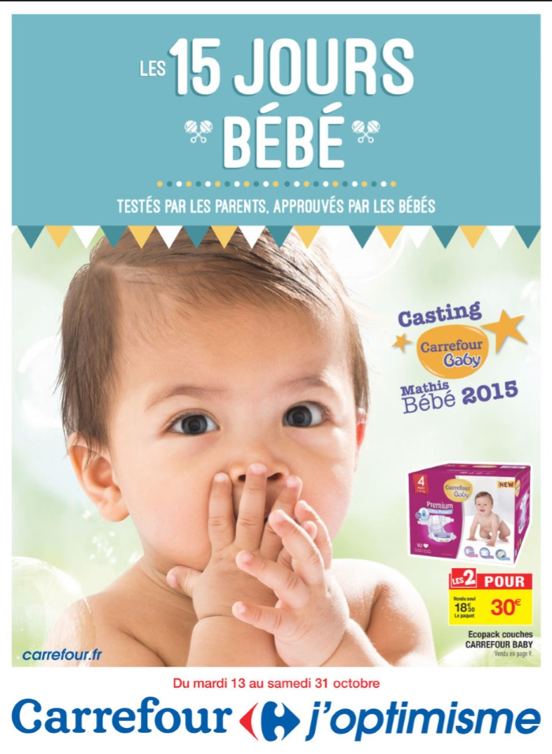 catalogue bebe