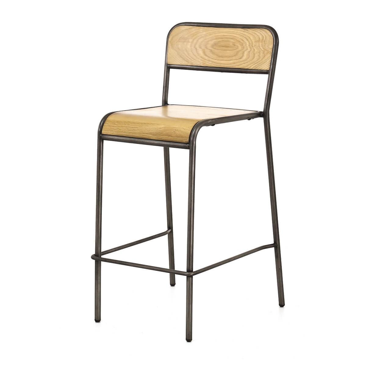 chaise hauteur plan de travail