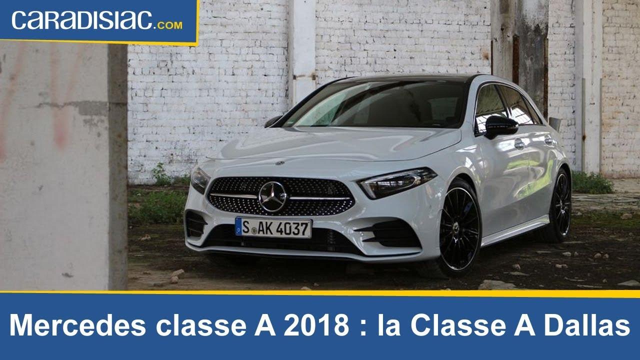 classe a 2018