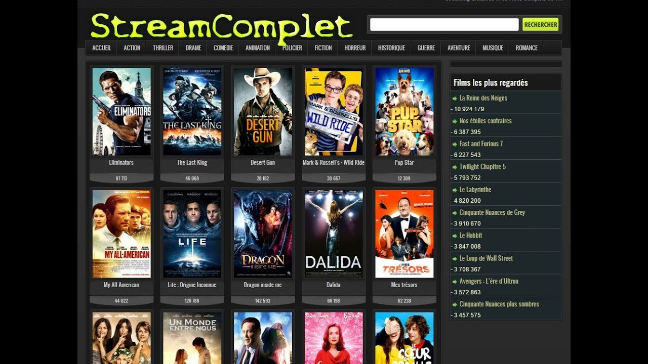 complet stream