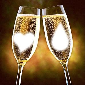 coupe de champagne