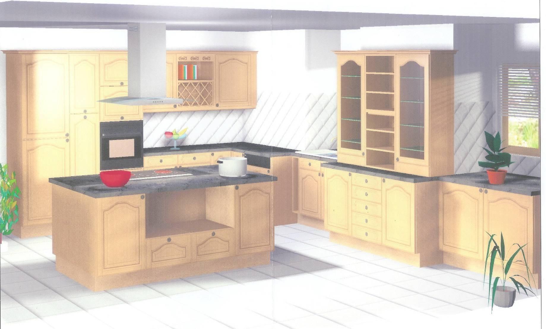 créer sa cuisine sur mesure