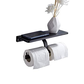 dérouleur papier toilette