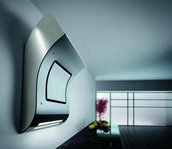 hotte aspirante design