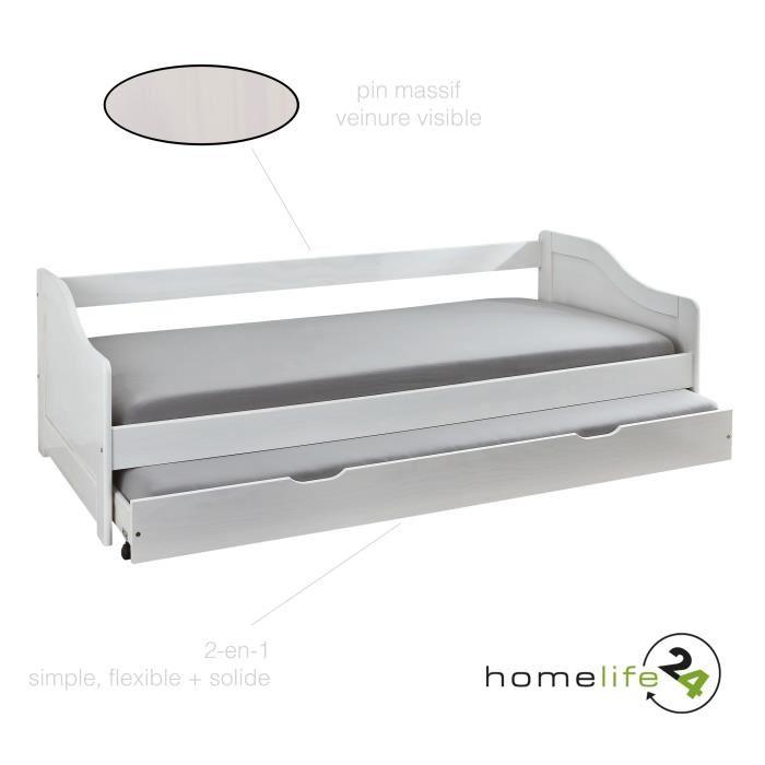 lit tiroir