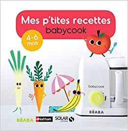 livre recette babycook