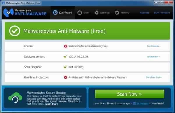 malwarebytes gratuit