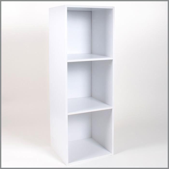 meuble 3 cases