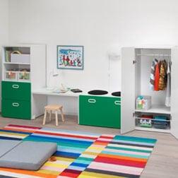 meuble rangement chambre enfant
