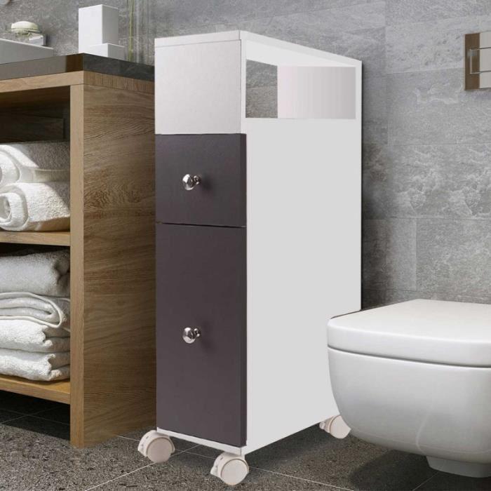 meuble rangement wc