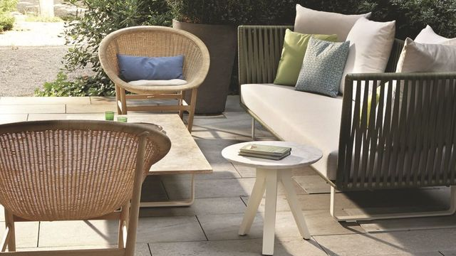 mobilier terrasse