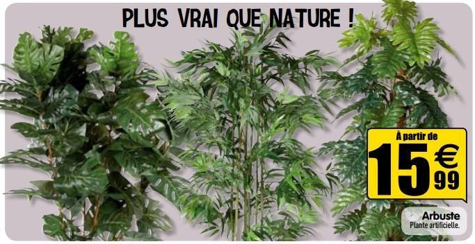 plante artificielle gifi