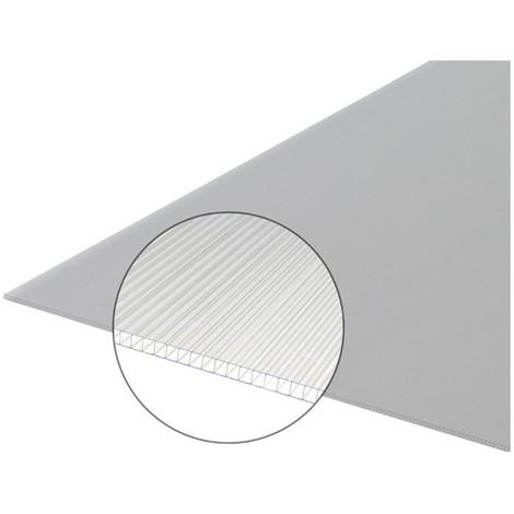 plaque polycarbonate 4mm