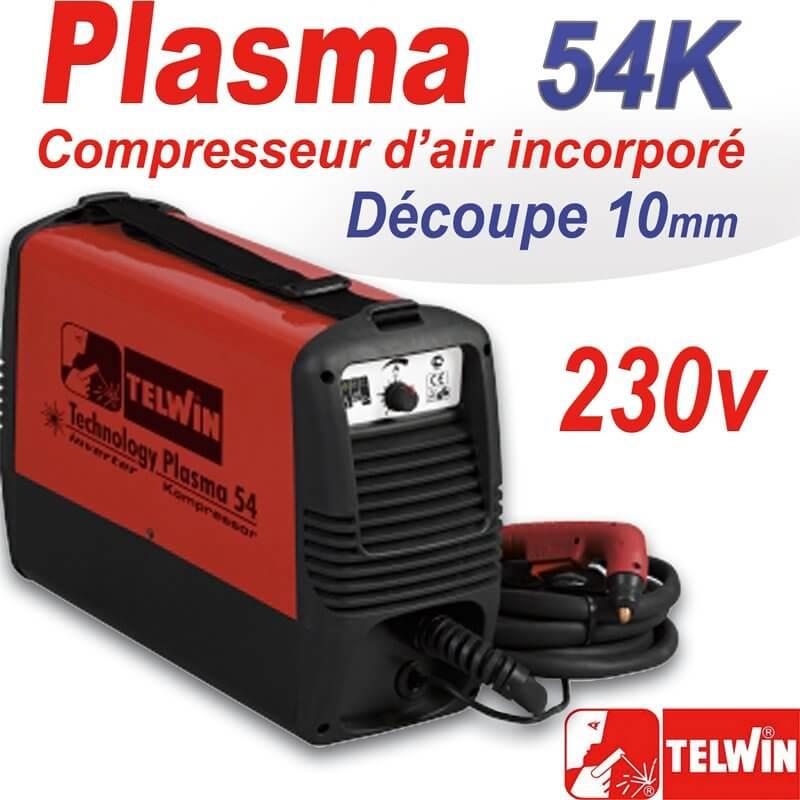 plasma decoupeur
