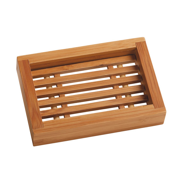 porte savon bambou