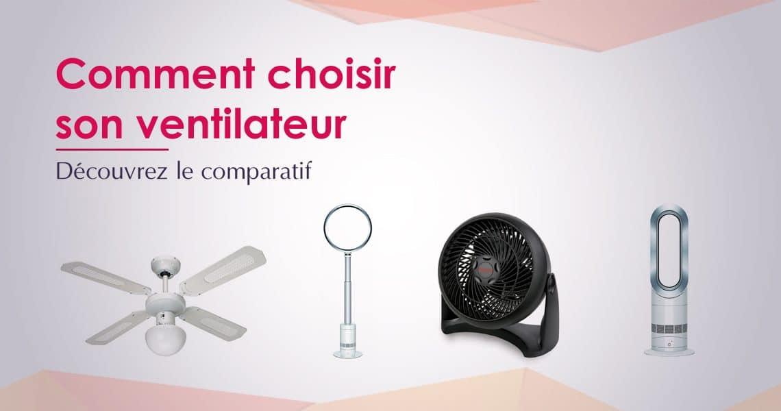 quel ventilateur choisir