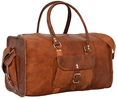 sac de voyage en cuir