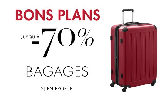 soldes bagages