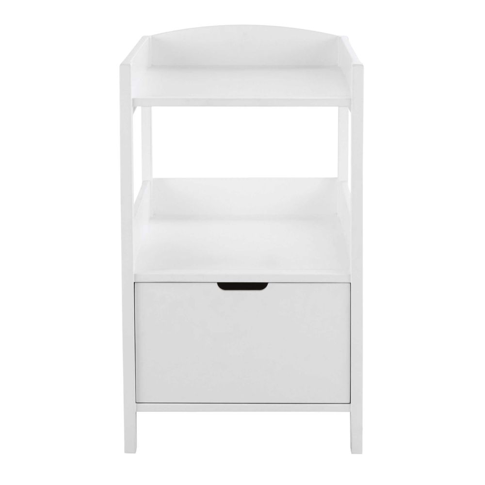 table a langer blanche