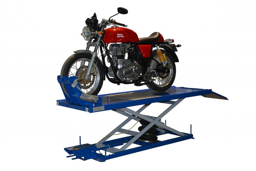 table elevatrice moto