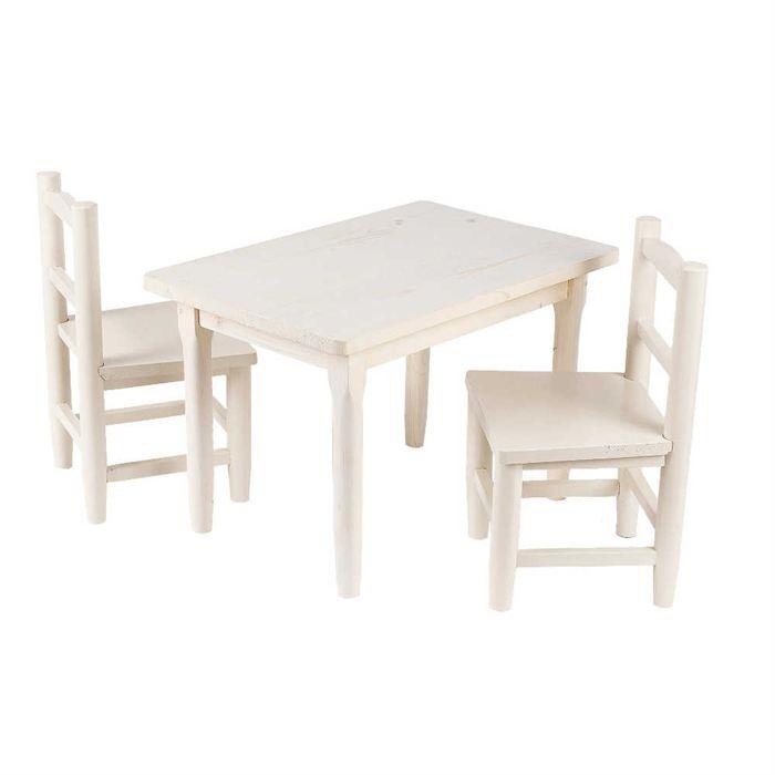 table et chaise pour bébé