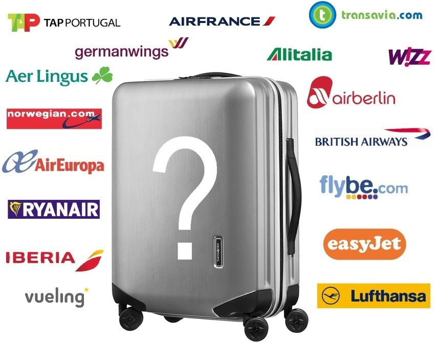 taille de valise pour avion