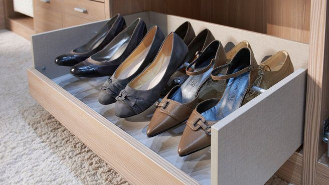 tiroir a chaussure
