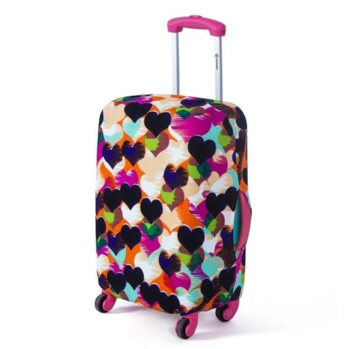 valise colorée