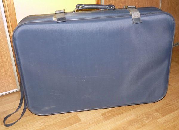 valise toile