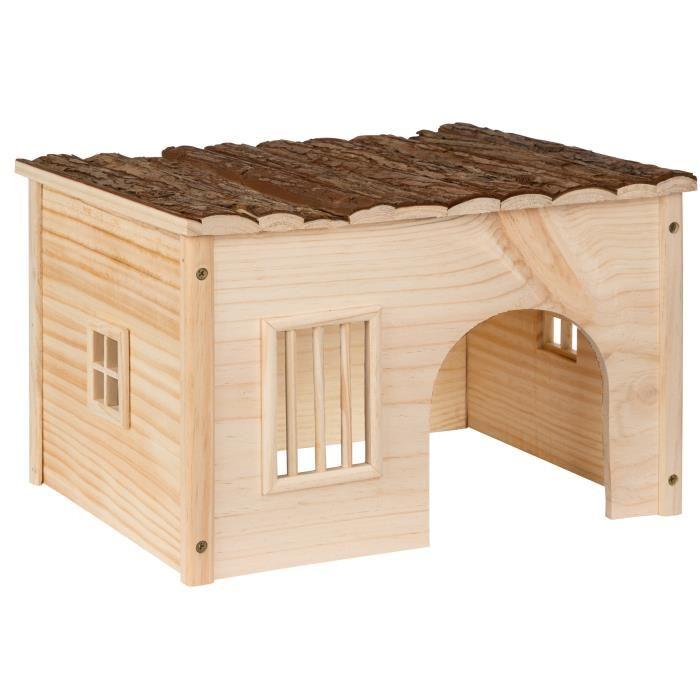 cabane pour lapin