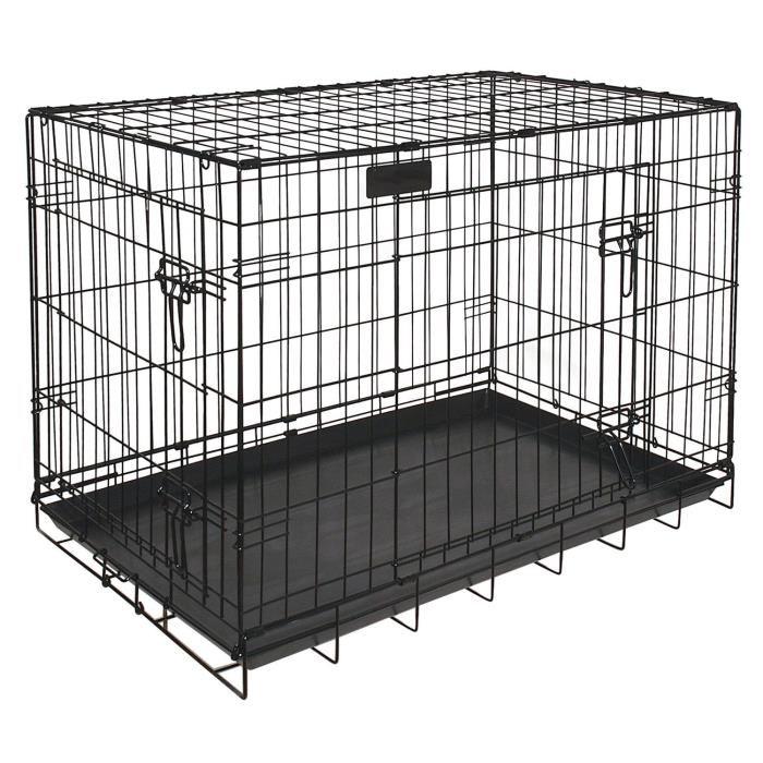 cage grand chien
