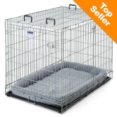 cage pour chiot