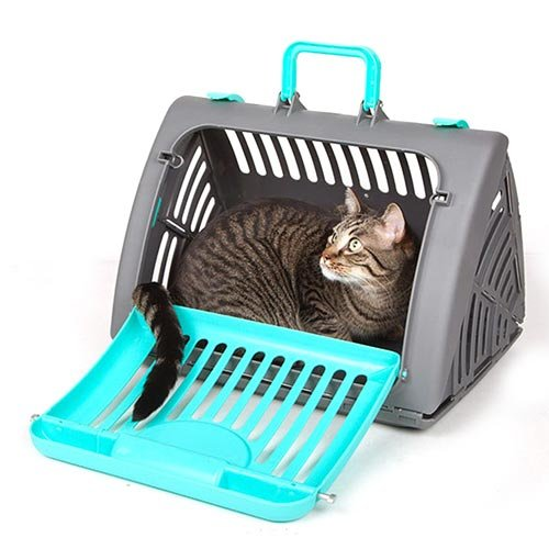 caisse chat transport