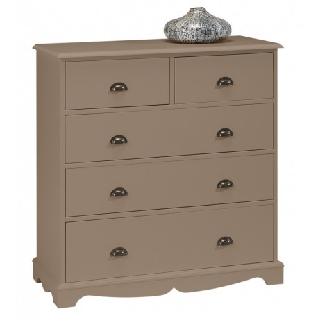 commode taupe