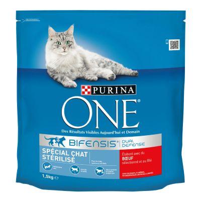 croquette chat stérilisé